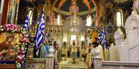 Η εορτή του Ευαγγελισμού της Θεοτόκου στην Ι. Μ. Λαγκαδά