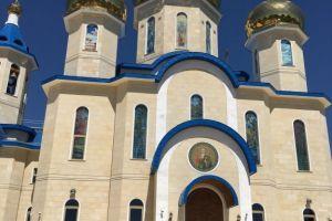 Φωτογραφίες του Ορθόδοξου Ρωσικού Ναού της Ι.Μ.Ταμασού στην Κύπρο