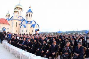 Τα θυρανοίξια του πρώτου Ρωσικού Ναού στην  Ταμασό-Κύπρου