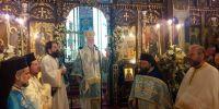 Λαμπρή Πανήγυρη στον Ι. Ναό Ευαγγελιστρίας Καλλιθέας