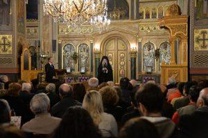 Πειραιώς Σεραφείμ: Το μεγάλο γεγονός, της δια βίου μαθήσεως εν Θεώ