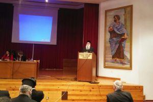 «Η ταυτότητά μας μέσα στη σύγχρονη κοινωνία»  Ομιλία του Σεβ. Μητροπολίτου Δημητριάδος κ. Ιγνατίου στην Κύπρο