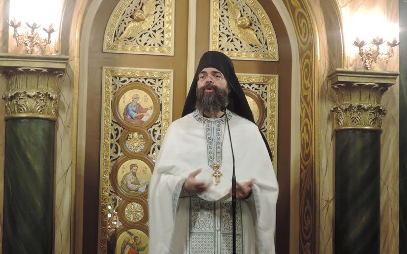 "You are currently viewing π. Ανδρέας Κονάνος στον Ιερό Ναό Ευαγγελιστρίας Πειραιά: ""Άλλαξε η ζωή μου, αυτό θα πει Ορθοδοξία"""