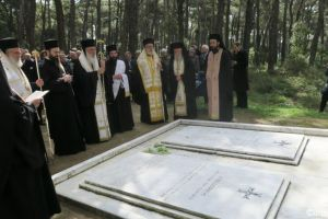 Ετήσιο Τρισάγιο στους τάφους των αοιδίμων Βασιλέων