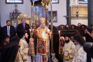 Η Χειροτονία του Επισκόπου Ευκαρπίας Ιερόθεου στο Φανάρι