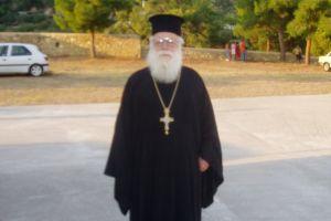 Εκοιμήθη ο Πρωτοπρεσβύτερος π. Χαράλαμπος Κουλουμπός στην Καλαμάτα.