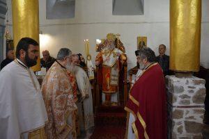 Η Εορτή των Αγίων Νικολάου, Ραφαήλ και Ειρήνης στο Ελευθεραί Παγγαίου