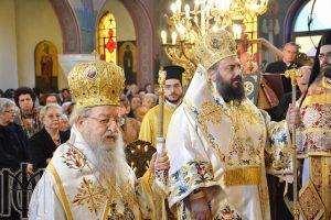 Η Ε´ Κυριακή των Νηστειών στην Ιερά Μητρόπολη Θεσσαλονίκης