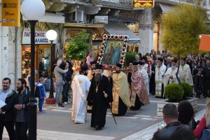 Εορτασμός Τοπικών Αγίων Αυτάδελφων Αποστόλου & Θεοχάρους στην Άρτα