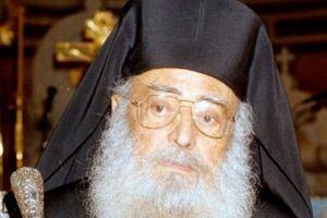 Σαν σήμερα εκοιμήθη ο Αρχιεπίσκοπος Σεραφείμ – Πέρασαν 19 ολόκληρα χρόνια..