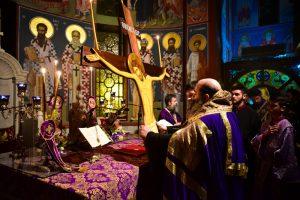 Η Ακολουθία των Αγίων Παθών του Κυρίου στην Ι. Μ. Λαγκαδά