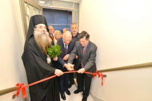 """Τελετή Εγκαινίων νέων εγκαταστάσεων Ραδιοφωνικού Σταθμού """"Πειραϊκή Εκκλησία 91,2FM"""""""