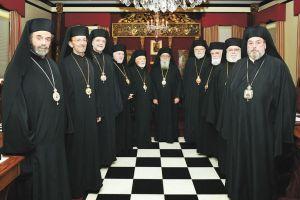 Ανακοινωθέν της Ιεράς Επαρχιακής Συνόδου της Αρχιεπισκοπής Αμερικής