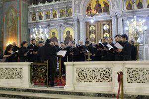 """Με μεγάλη επιτυχία πραγματοποιήθηκε η συναυλία του Συνδέσμου Ιεροψαλτών Αττικής """"Ρωμανός ο Μελωδός & Ιωάννης ο Δαμασκηνός"""""""