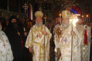 Η πανήγυρη της Ιεράς Μονής Αναστάντος Χριστού Λουτρακίου