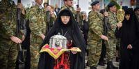 Η εορτή των Αγίων Ραφαήλ, Νικολάου και Ειρήνης στην Μυτιλήνη