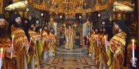 Κυριακή του Πάσχα 2017 στο Μοναστήρι του Τρικόρφου