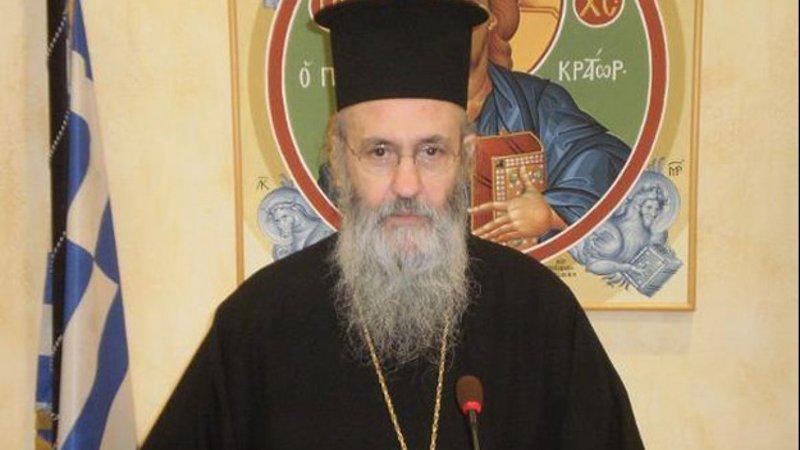 You are currently viewing Ναυπάκτου Ιερόθεος: «Να οριοθετηθεί η εκκλησιαστική και η κρατική διοίκηση»