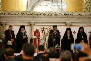 Κοινή προσευχή Οικ.Πατριάρχη, Πάπα για τα θύματα της τρομοκρατίας