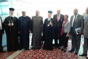 Την Αίγυπτο επισκέπτεται ο Οικουμενικός Πατριάρχης Βαρθολομαίος