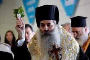 Μητροπολίτης Σεραφείμ: Παιχνίδι εξουσίας οι δηλώσεις για το Άγιο Φως