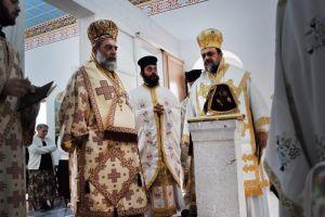 Εγκαίνια Ιερού Ναού Αγίας Τριάδος και Αγίων Κωνσταντίνου και Ελένης Αρφαρών Μεσσηνίας
