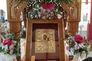 Η Παναγία Βουλκανιώτισσα  επέστρεψε από την Καλαμάτα στο θρόνο της