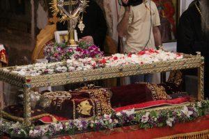 Σκήνωμα Αγίας Ελένης: Δείτε το πρόγραμμα των ακολουθιών και προσκυνήματος