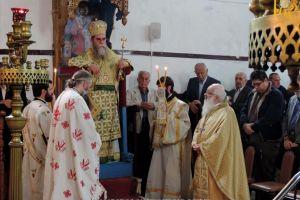 Η εορτή των Αγίων Κωνσταντίνου και Ελένης στην Ι.Μ. Άρτης