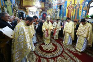 Η εορτή των Αγ.Κωνσταντίνου και Ελένης στα Καρπάθια Ρουμανίας.