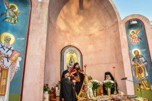 Μεθεόρτος Αρχιερατικός Εσπερινός επί τη εορτή των Αγίων Κυρίλλου και Μεθοδίου