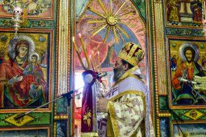 Θεία Λειτουργία μετά από 22 χρόνια στον Άγιο Νικόλαο Λαγυνών