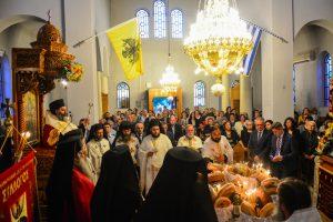 Αρχιερατικός Εσπερινός της εορτής του Αγίου Αποστόλου και Ευαγγελιστού Ιωάννου του Θεολόγου