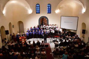 Εξαιρετική η εκδήλωση μνήμης για την Άλωση της Κωνσταντινούπολης με τον Παναγιώτη Μυλωνά στο Ναύπλιο