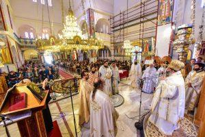 Η εορτή των Αγίων Κωνσταντίνου και Ελένης στην Ι. Μ. Λαγκαδά