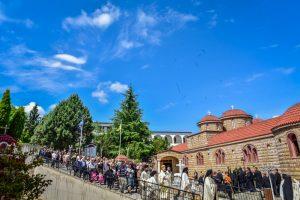 Η εορτή της Αναλήψεως εις την Ιερά Μητρόπολη Λαγκαδά, Λητής και Ρεντίνης