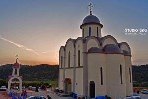 Το ιστορικό ανέγερσης και η τεχνική περιγραφή του νεοανεγερθέντος Ιερού Ναού του Αγίου Λουκά στην Αργολίδα