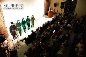 Εντυπωσιακή εκδήλωση μνήμης της Γενοκτονίας των Ελλήνων του Πόντου στο Ναύπλιο
