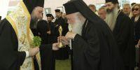 Ο Αρχιεπίσκοπος στα εγκαίνια του Εργαστηρίου Ειδικής Κατάρτισης
