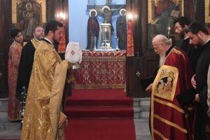 Οικουμενικός Πατριάρχης: «Σε μια τέτοια ιστορική Πόλη ακουμπούμε επάνω στην ιστορία»