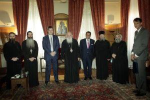 Αρχιεπίσκοπος Ιερώνυμος: «Είμαι ευρωσκεπτικιστής, γιατί είναι Ευρώπη της εκμετάλλευσης»