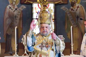 Ανακοίνωση της Αρχιεπισκοπής Αμερικής για τον Μητροπολίτη Μελόης κυρό Φιλόθεο