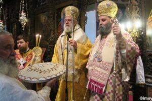 Λαμπρό Συλλείτουργο στο Μέτσοβο επί τη μνήμη του Αγίου Νικολάου εκ Μετσόβου