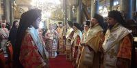 Πατριαρχική και Συνοδική Θεία Λειτουργία στο Φανάρι