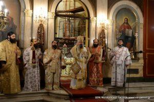 Ι.Μ. Πατρών: Η απόδοση της εορτής της Αναστάσεως του Κυρίου