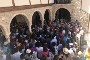 Ξενάγηση από την Αρχιεπισκοπή σε μνημεία της Πλάκας