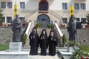 Πολυαρχιερατικό Συλλείτουργο για τον Πολιούχο των Γρεβενών Άγιο Αχίλλειο