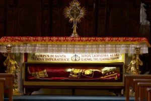 Σκήνωμα Αγίας Ελένης: Γιατί βρίσκεται στην Βενετία