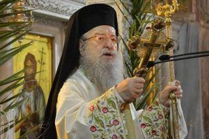 Θεσσαλονίκης Ανθιμος: «Να κάνουμε το καλύτερο για την Πατρίδα και την Εκκλησία»