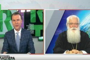 Δημητριάδος Ιγνάτιος: «Το Ισλάμ οφείλει ν' απομονώσει τα φανατικά στοιχεία»  ••Εφ όλης της ύλης συνέντευξη στο TRT